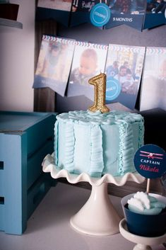 Time Flies First Birthday | CatchMyParty.com