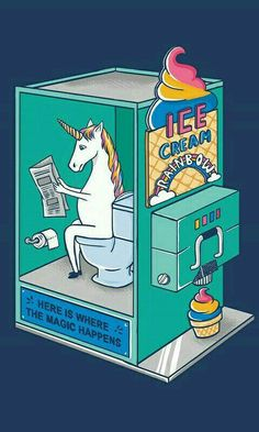 Read Fotos Para Seu Celular 3 from the story Fotos Para Tela Do Seu Celular/ABERTO. by AdrianeHoran (Adriane Horan) w. Real Unicorn, Unicorn Art, Cute Unicorn, Rainbow Unicorn, Unicorn Humor, Unicorn Crafts, Funny Animals, Cute Animals, Unicorn Pictures