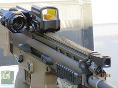 SCAR H - 17S / Leupold LCO + D-EVO / Geissele Super Scar trigger