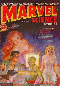 Marvel Science Stories, November YYYY
