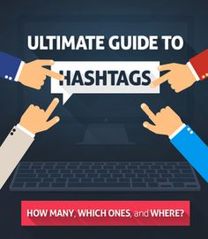 Educational Technology and Mobile Learning: A Beautiful Visual Explanation of Hashtags