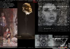 1st Collective Exhibition 2015 on http://www.virartgallery.com/ Coming Soon!