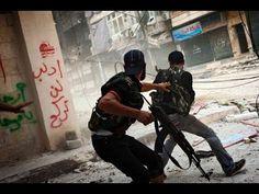 SYRIA WAR 2015 Intense Heavy Clashes [HD]// GUERRA EN SIRIA: Intensos Enfrentamientos 2015 [HD] - YouTube