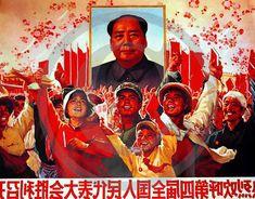 MICHAEL WOLF PHOTOGRAPHY of chinese propaganda poster