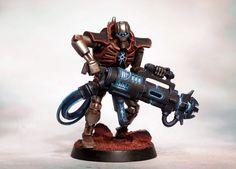 My first Necron... - Forum - DakkaDakka | Its that sound a machine gun makes.