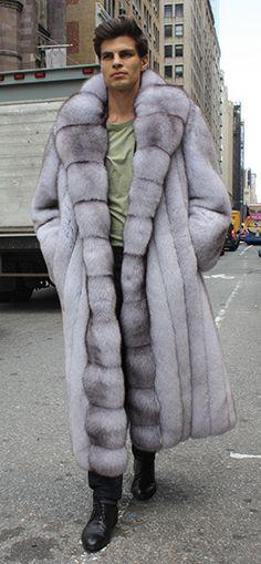 Mens Furs | MARC KAUFMAN FURS