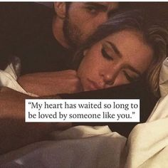 My heart has waited so long to be loved by someone like you love love quotes quotes quote love images love pic hug quotes love pic images love. Cute Love Quotes, First Love Quotes, Soulmate Love Quotes, Romantic Love Quotes, Love Quotes For Him, True Love Waits Quotes, Waiting For Someone Quotes, I Want You Quotes, Long Love Quotes