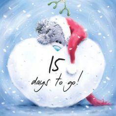 15 days to go...