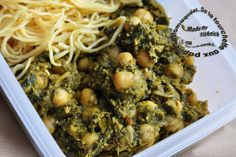 Pois-chiche-tofu-navets-poireaux-oignons-curry : Miam !!