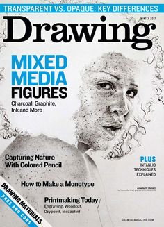 Drawing Materials | Artist's Network | Drawing Magazine