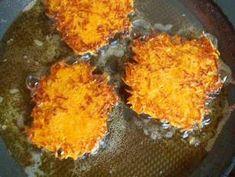Édesburgonya röszti (gluténmentes) | Vasvári Nikolett receptje - Cookpad receptek Caviar, Grains, Fish, Meat, Pisces, Seeds, Korn
