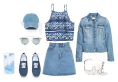 """Sin título #422"" by agusvmicheletto7 ❤ liked on Polyvore featuring MICHAEL Michael Kors, Christian Dior and Skinnydip"