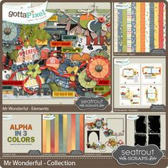 Gotta-Grab-It: Mr Wonderful Collection by Seatrout Scraps! In 7 packs, this collection is available at just $1 per pack through GGI week. GottaPixel; http://www.gottapixel.net/store/search.php?mode=search&substring=Mr+Wonderful&including=all&by_title=on&manufacturers%5B0%5D=181. 01/09/2015