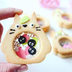 ★My Yummy Week On the Web★ #71 #Shakashaka #Cookies #Dessert #cutefood #kawaii #totoro #japan #japon