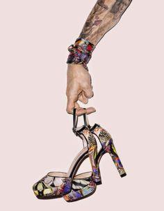 Terry Richardson - Valentino - 2014