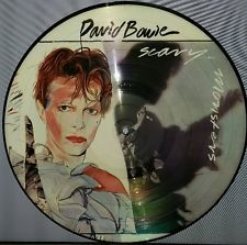 david bowie scary monsters world album covers - Google Search