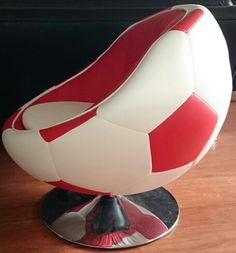 Silla Balon Roja