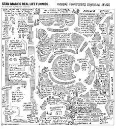 Stan Mack: Inside Tompkins Square Park, 1988