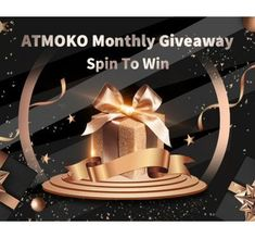 Welcome to ATMOKO Monthly Giveaway and play the game. In this game, you have chance to win Electric Toothbrush, Hair Clippers, Electric Heating Pad, $10 Amazon Gift Card, $20 Amazon Gift Card and so on. Our game will start on 4/01/2021 and end on 4/15/2021. All the participants will get reward, so you can invite you friends to play and win. Log in and spin the wheel to test your luck now.