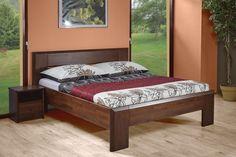 Corny - celomasivní postel z buku nebo dubu Bed, Furniture, Home Decor, Decoration Home, Stream Bed, Room Decor, Home Furnishings, Beds, Arredamento