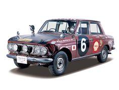 Datsun Bluebird 1300SS (1966: P411)
