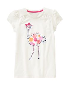 Free To Be Me Tee at Gymboree Collection Name: Everyday Favorites (2015)
