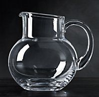 Baltic Handblown Pitcher