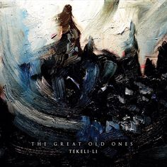 The Great Old Ones - Tekeli-Li Ambient Black Metal band from Poland Cool Album Covers, Music Covers, Cover Pics, Cover Art, Bordeaux, Pochette Cd, Metal Songs, 2014 Music, Band Photography