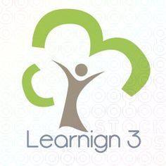 The Learning Tree logo logo