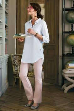 Tencel Stretch Pants from Soft Surroundings