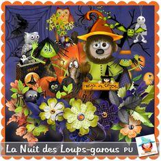 La nuit des Loups-Garous by Kastagnette