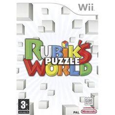 RUBIKS PUZZLE WORLD - Wii - NEUF VF