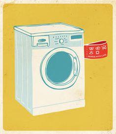 De wasmachine soppen: klinkt lichtelijk hysterisch, maar is nodig als je smetteloos schoon wilt blijven wassen. En als je toch bezig bent, check dan ook de droger.
