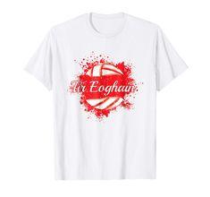 Amazon.com: Tyrone GAA Ball T-Shirt: Clothing Branded T Shirts, Fashion Brands, Amazon, Clothing, Mens Tops, Stuff To Buy, Outfits, Amazons, Riding Habit