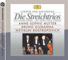 BEETHOVEN String Trios - Mutter - Deutsche Grammophon