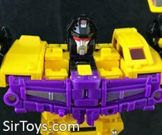 constructicons mf17 hercules yellow #transformer