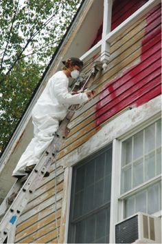 Exterior Painting: Learn How To Prepare The Exterior Of Your Home.