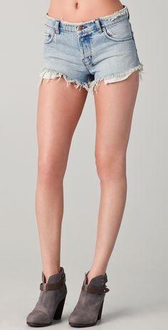 Ksubi Alberceque Cutoff Shorts,  I would love to wear them