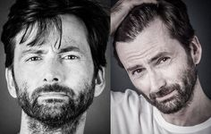 David Tennant photographed by Andy Gotts, July 2014