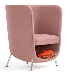 Pocket chair by Bla Station #ChairDesign