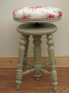 Antique french adjustable piano stool - c1900 - shabby chic & antque stools | Great Antique Piano Stool Salesman Sample Size ... islam-shia.org