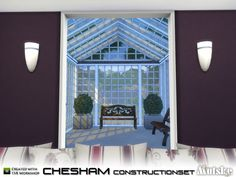 Sims 4 CC's - The Best: Chesham Construtionset Part 1 by Mutske