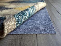 Shop Premium Rug Pads - RugPadUSA Cost Of Carpet, Types Of Carpet, Types Of Rugs, Cheap Carpet, Small Area Rugs, Blue Area Rugs, Floor Stain, Carpet Padding, Living Room