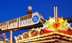 Fair Package for Two with Monorail Rides, or Visit for Four to the California State Fair (Up to 49% Off)