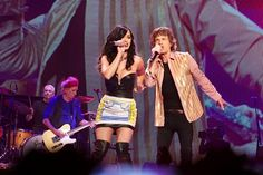 In an interview with an Australian radio station earlier this week, Katy Perry opened up about the time she went to dinner with Rolling Stones frontman Mick Jagger back in 2004, when she was a barel...