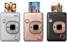 Sporting such features as FUJIFILM has delivered the goods once again. Buy online or instore today at JB Hi-Fi Fujifilm Instax Mini, Instax Mini Camera, Polaroid Camera, Tech Gadgets, Cool Gadgets, Dm Foto, Opal Nails, Design3000, Cute Camera