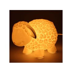 An adorable ceramic sheep lamp to illuminate kids rooms with a warm white glow. Mains operated children's sheep lamp, buy kids lighting at The Glow Company Toddler Night Light, The Glow Company, Kids Lighting, Lighting Ideas, Bedroom Night Light, Ceiling Shades, Cute Sheep, Bedroom Lighting, Incandescent Bulbs