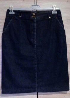Kup mój przedmiot na #vintedpl http://www.vinted.pl/damska-odziez/spodnice/16208644-spodnica-jeansowa-aygills-van-graaf-r-42