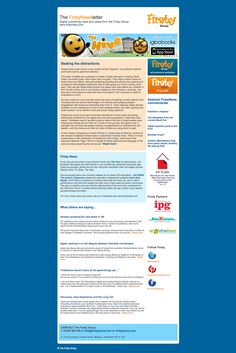 Firsty Group Newsletter July 2014