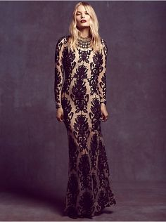 Free People Ethereal Maxi Dress, $278.00